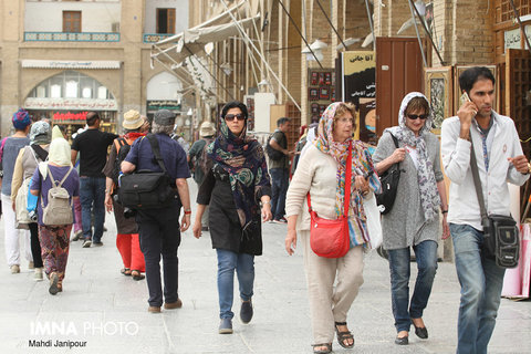 Isfahan sees 500% tourism growth in Rouhani's 1st tenure