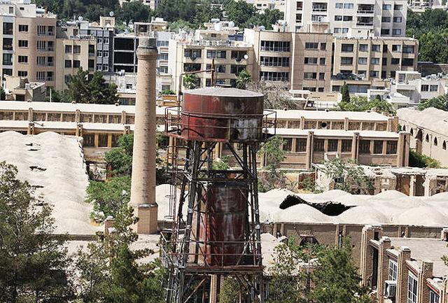 طرح معماری کارخانه بافناز اصفهان براساس طرح تفصیلی بررسی شد