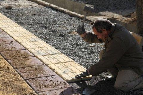 پیادهروهای خیابان حجتالله کشاورز احداث میشود
