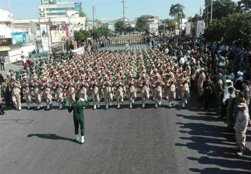 Iran Celebrates Sacred Defense Week with Nationwide Parades