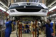 ایران خودرو و گرانی پژو و 206