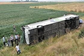 مصدومان حادثه گردنه حیران تحت نظر هستند/ وخامت حال ۳ گردشگر اصفهانی