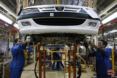 رشد ۳۱ درصدی تولید خودروهای داخلی