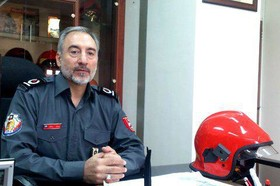 High-grade world technologies at Isfahan Fire Department