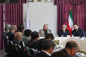 دیدار شهردار منتخب اصفهان با اعضاء هیئت علمی دانشگاه هامبورگ