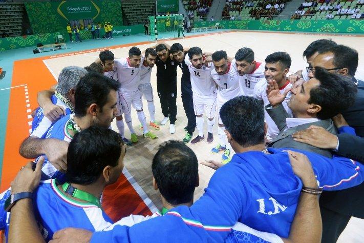 اسامی دعوت شدگان به اردوی تیم ملی فوتسال ایران اعلام شد