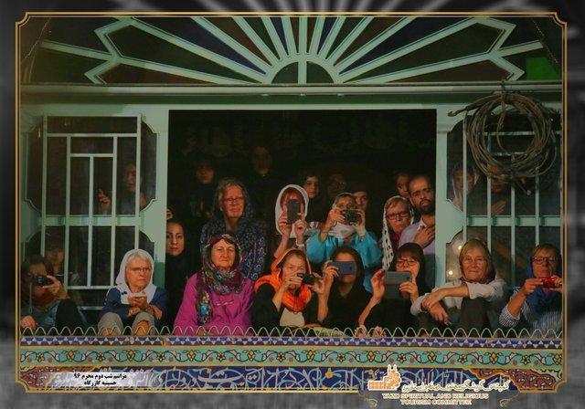 100 Spanish tourists to visit Iran to participate in Tasu'a, Ashura