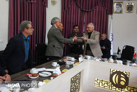 Mayor/ University officials