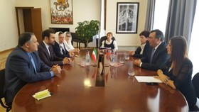 Iran, Armenia discuss developing cultural relations