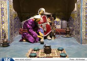 A brief look at Isfahan Aliqoli Aqa Historical Bathhouse