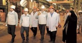 اقتصادمقاومتی به معنای واقعی در فولاد مبارکه عملیاتی شده است