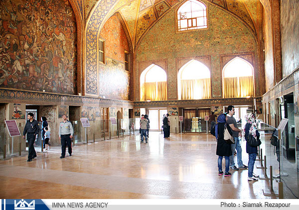 A brief look at Isfahan museums
