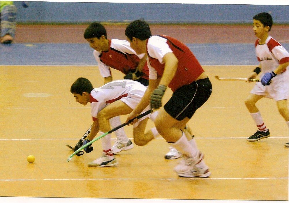 تیم ملی هاکی مردان ایران فینالیست شد