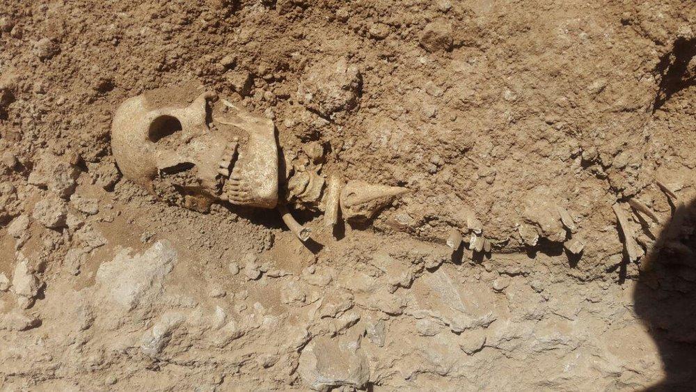 ماجرای کشف اسکلت انسان در پایه بتنی پل جناح چیست؟