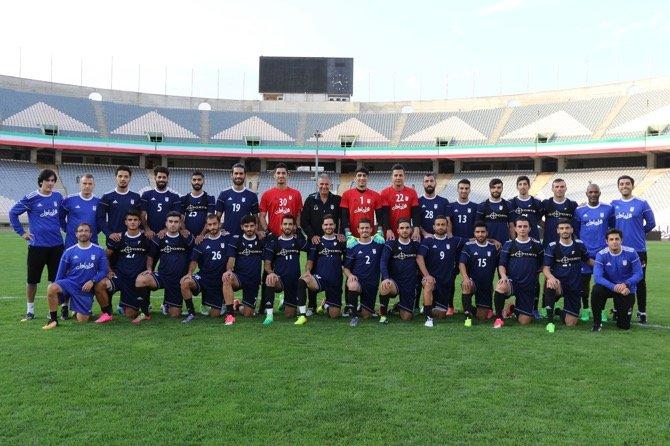 فهرست نهایی تیم ملی فوتبال اعلام شد