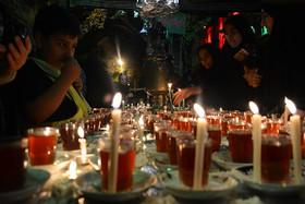 شام غریبان امام حسین (ع) و یاران با وفایش