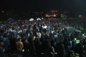 مراسم شام غریبان حضرت اباعبدالله الحسین (ع) - شهرستان سميرم