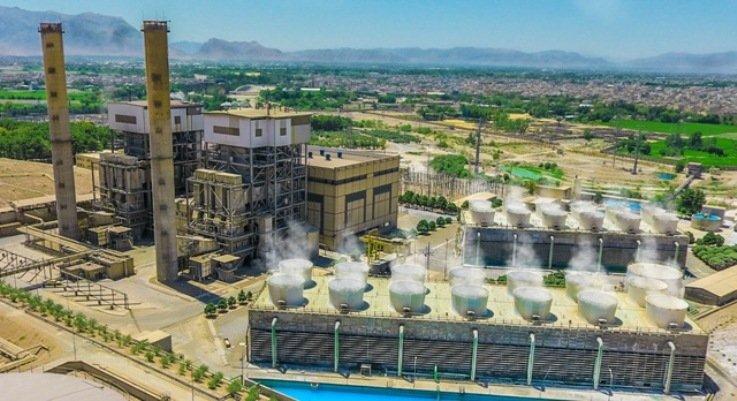 ۵ واحد بخاری تولید برق نیروگاه اصفهان در مدار قرار گرفت