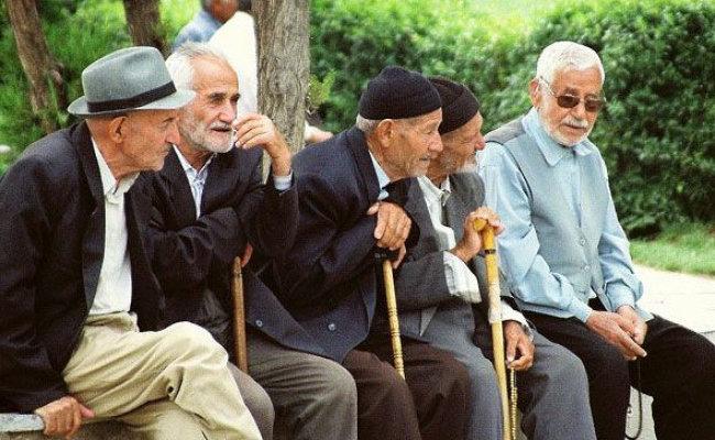 پیری زودرس اصفهان