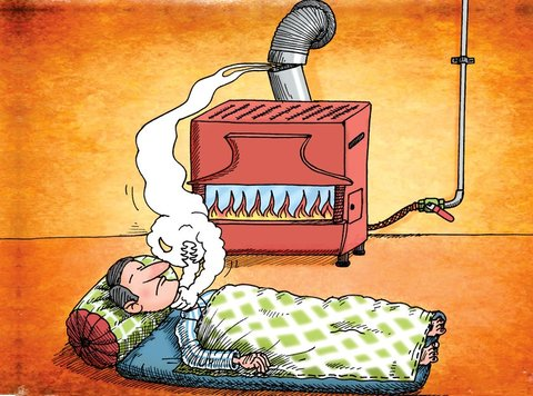 نکاتی که باید هنگام نصب وسایل گرمایشی بدانید