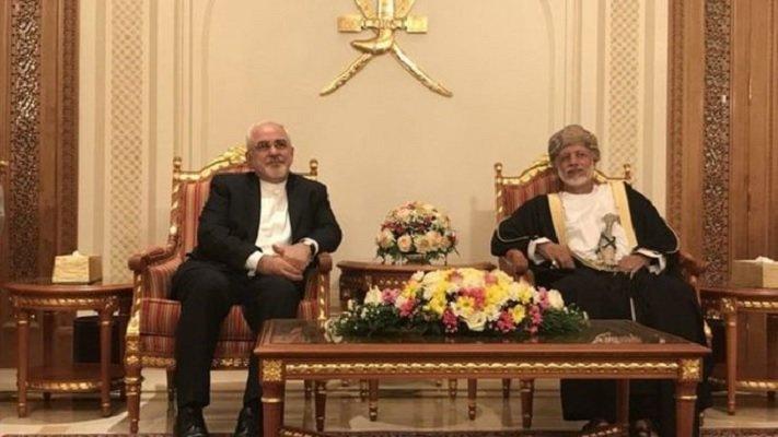 ظریف: درگذشت سلطان قابوس خسارتی برای منطقه است