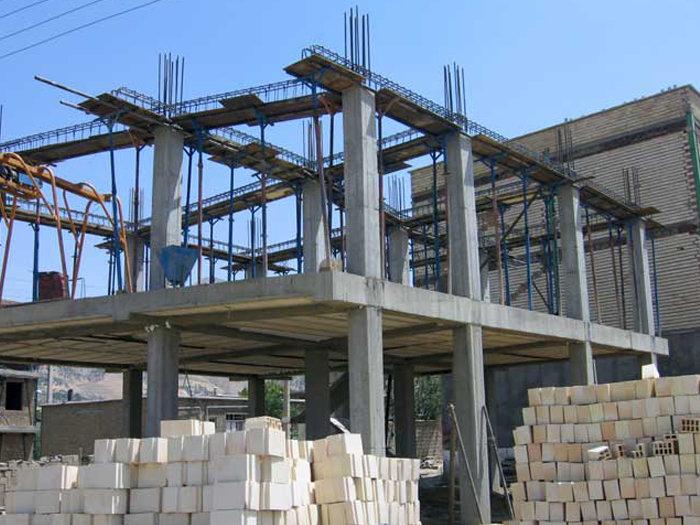 احداث ساختمان اداری، تجاری شهرداری برفانبار