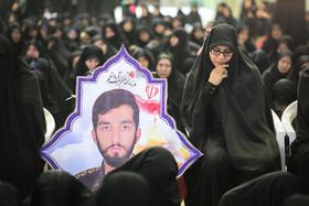 برگزاری نخستین سالگرد شهید حججی را از آنتن شبکه یک ببینید