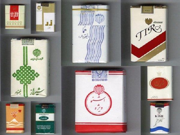 سیگارهای ایرانیان