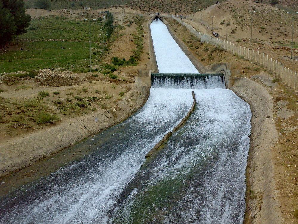 مشکل آب روستاهای خضرآباد یزد برطرف میشود