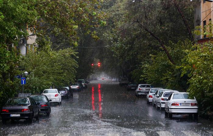کاهش ۳۱ درصدی بارش در کشور نسبت به میانگین بلندمدت/ کمبارشی ۵ استان به ۸۰ درصد رسید