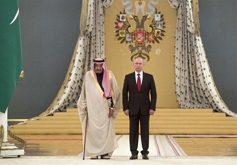 پادشاه عربستان؛ از دوستی با روسیه تا خصومت با ایران