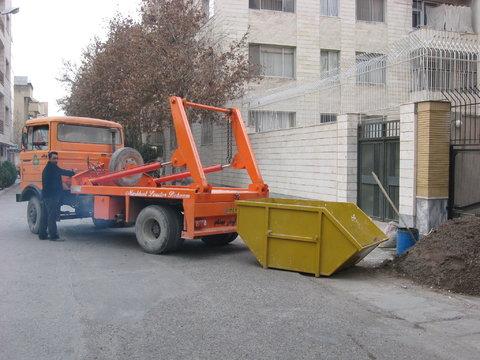 جانمایی ۳ مکان برای تخلیه نخالههای ساختمانی سبزوار