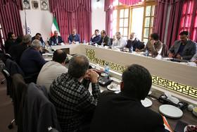 دیدار شهردار اصفهان با مدیران مناطق  ۱۵ گانه شهرداری اصفهان