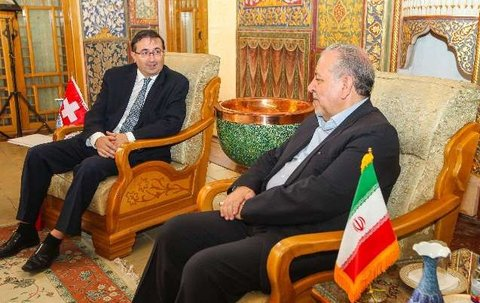 Switzerland ready to broaden tourism cooperation with Iran