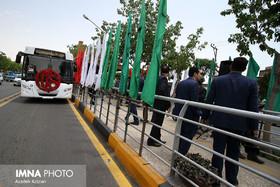 ۵۰ دستگاه اتوبوس جدید وارد اصفهان میشود