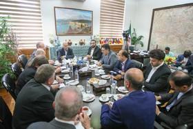ایجاد بستر مناسب برای همکاری اصفهان و چک/ زاینده رود و پساب زمینه های همکاری ۲ کشور