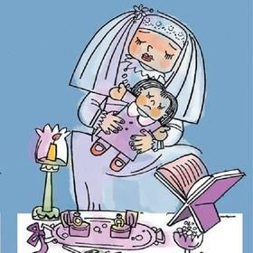 ازدواج روزانه ۲۰ هزار کودک در جهان