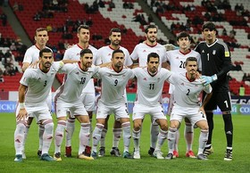 ترکیب تیم ملی برابر تونس اعلام شد