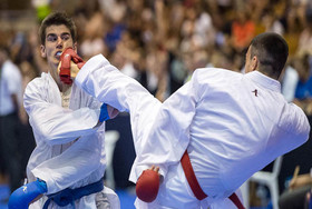 کسب مدال برنز جهانی توسط کاراته کار نجف آبادی