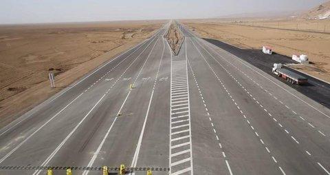 بزرگترین طرح آزاد راهی کشور فردا در اصفهان افتتاح میشود