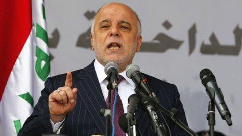 حیدرالعبادی: حاکمیت و امنیت عراق در جریان ترور شهید سلیمانی نقض شد