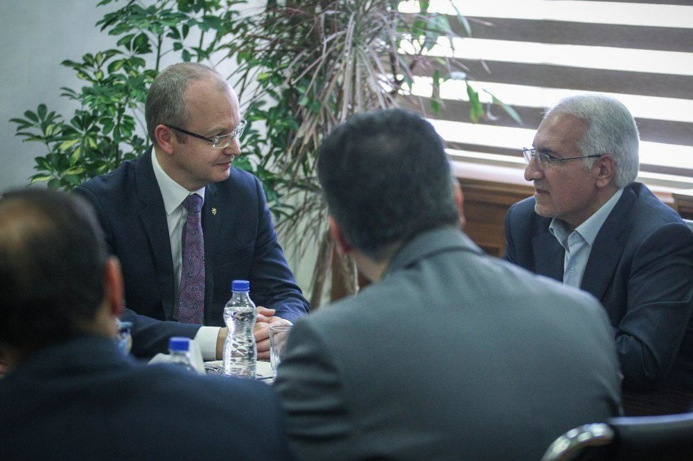 Isfahan, Czech Republic broaden reciprocal ties