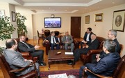 Iran, Turkey news agencies to broaden media cooperation Ankara, Oct 12, I