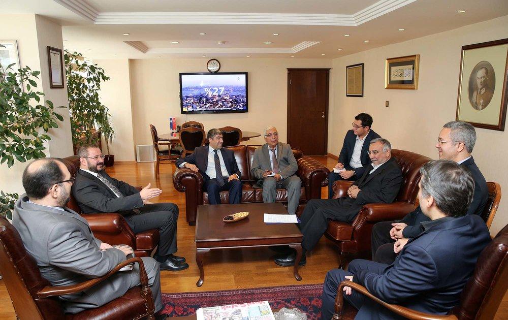 Iran, Turkey news agencies to broaden media cooperation