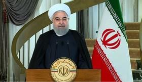 Iranian president slams Trump's anti-Iran stances