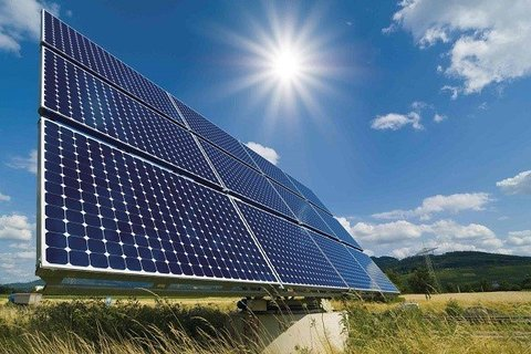 Developing solar power plants on the agenda