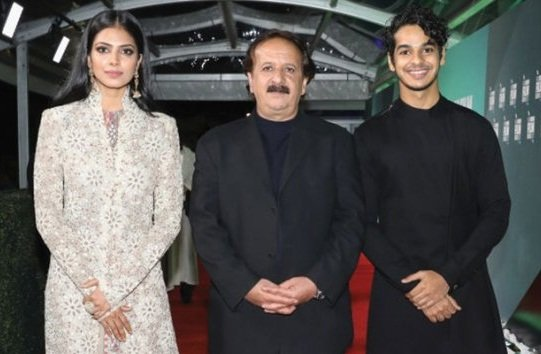 Majid Majidi's India-Set Film Premiered at London Festival
