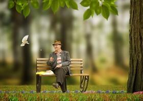 تعداد سالمندان در نطنز بالاتر از میانگین استانی است