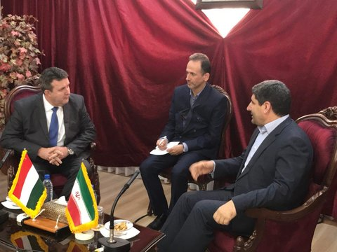 Iran welcomes technical cooperation with Hungary