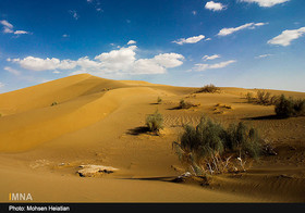 A trip to Khara desert in Isfahan province